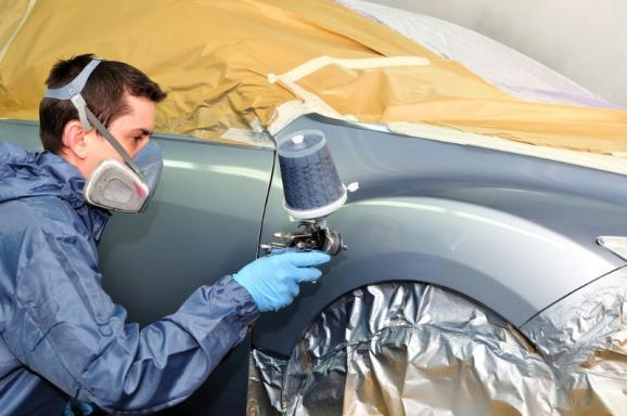 Réparation peinture Le Hom
